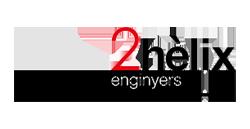 2 helix logo