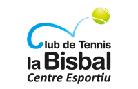 club tenis la bisbal logo