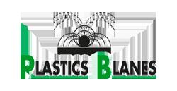 plastic blanes