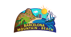 bcn mountain beach